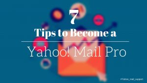 Yahoo-emailing-tips