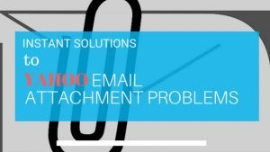 Yahoo-email-attachment-problems