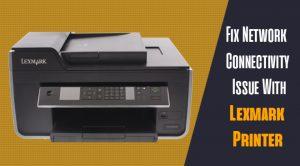 Lexmark-Printer-Network-Connectivty-Issue