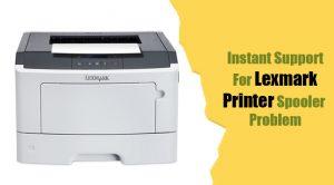 Lexmark-Printer-Spooler-Problem