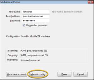 manually-configure-server-setting